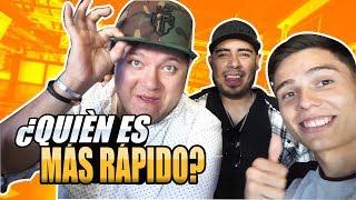 ¡CORRIENDO CON XUXO Y GUATSI! | ManuelRivera11