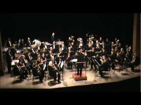 Ann Arbor Concert Band 3/11/12 - Ghost Train