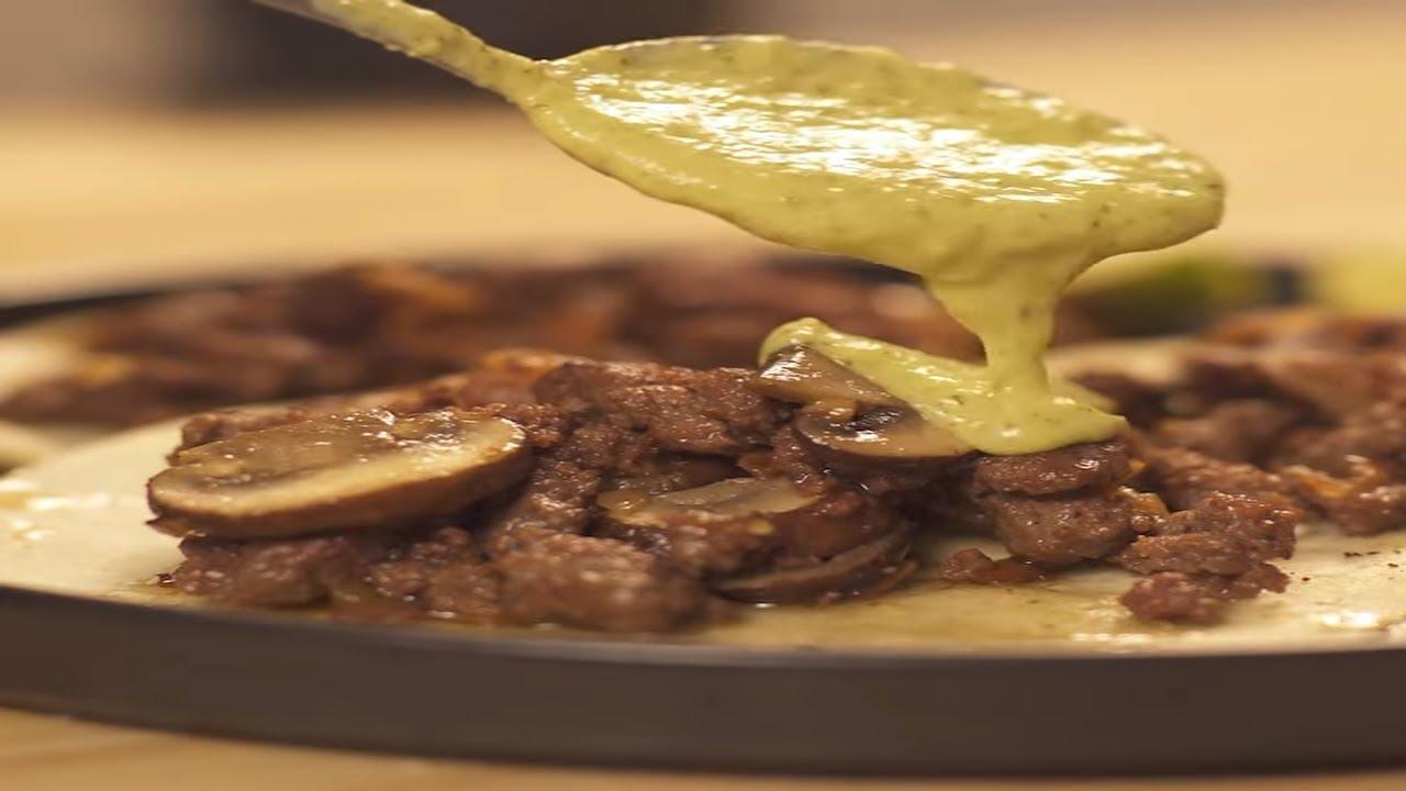 Salsa Verde Taquera   3 minutos en la cocina