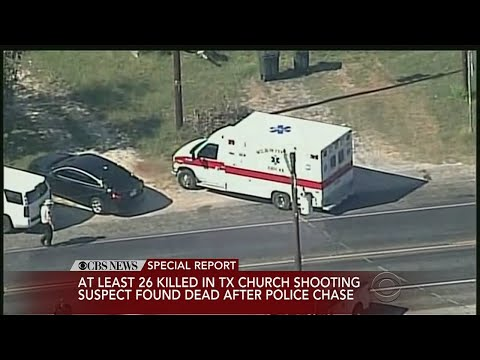CBS News Special Report: Texas Church Shooting