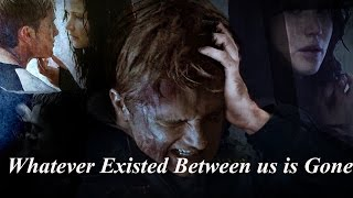 Katniss and Peeta - Whatever Existed Between us is Gone