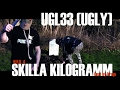 Download UGL33 (UGLY) - SKILLA KILOGRAMM [beat by Drago] diss na Billy Milligan (st1m) MP3 song and Music Video