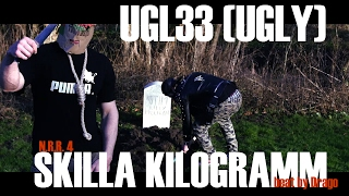 UGL33 (UGLY) - SKILLA KILOGRAMM [beat by Drago] diss na Billy Milligan (st1m)