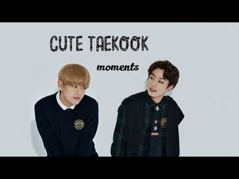 Cute Taekook moments | BTS Vkook