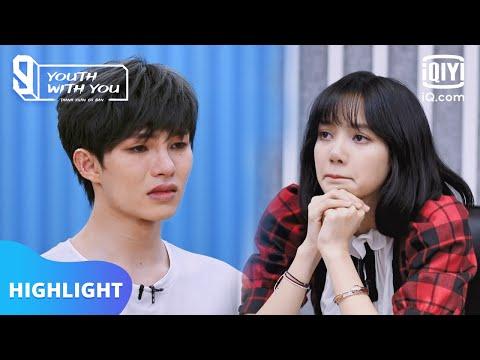 Lisa vừa rời nước mắt vừa chia sẻ cảm xúc của mình | Thanh Xuân Có Bạn 3 | iQiyi Vietnam