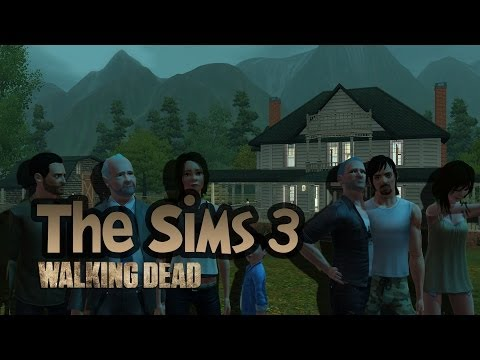 The Sims 3 Walking Dead Challenge