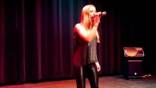 Matilda lundberg - Ljuvatoner Masterclass  - Never close our eyes - Adam Lambert