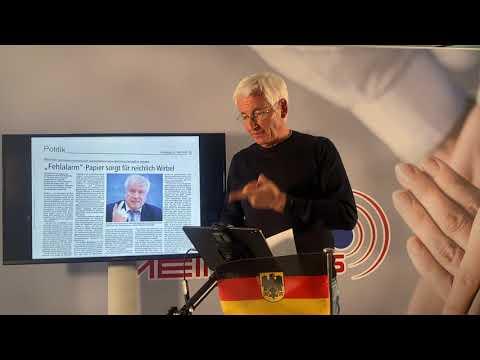 Eine Woche voller Irrsinn: Von der Macht der Clans und einer Verfassungsrichterin aus der SED