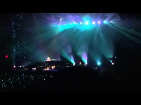 """Elton John """"Tiny Dancer"""" Live in Mankato MN 4-22-2012"""