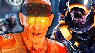 "Call of Duty: Advanced Warfare EXO ZOMBIES ""DESCENT"" TRAILER - ""RECKONING Map Pack 4 Trailer!"