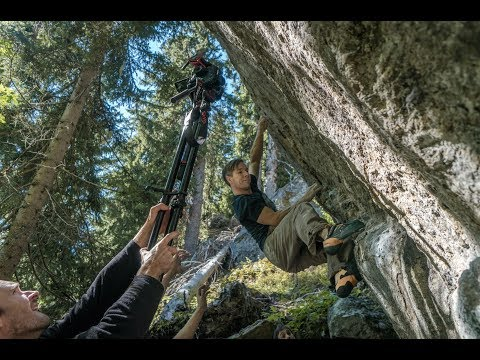 Hidden World Class Bouldering In Chamonix - Vlog 76