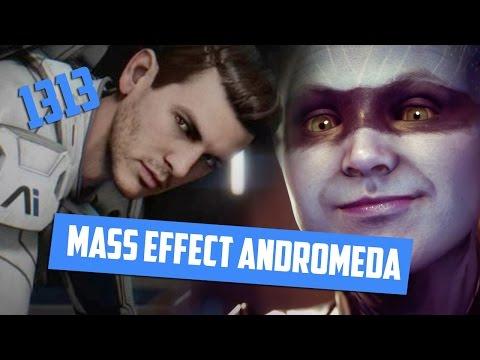 Opinión y Reseña de Mass Effect Andromeda