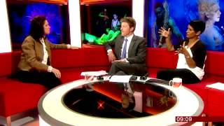 Julie Taymor talks A Midsummer Night's Dream,  BBC One Breakfast 18th June