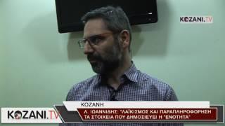 Λ. Ιωαννίδης: