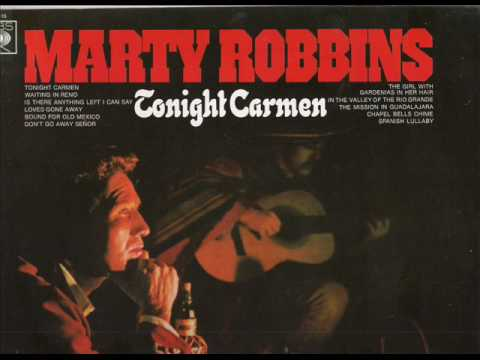 Marty Robbins You've Been So Busy Baby