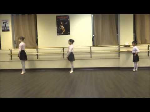 Ballet 1 & 2 Open House - Ronde de jambe (part 3)