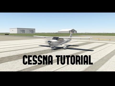 Cessna 172 Skyhawk Tutorial X Plane 11 YouTube