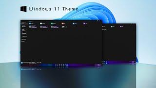 Best Windows 11 Theme   Dark Theme For Windows 11   Windows 11 Themes