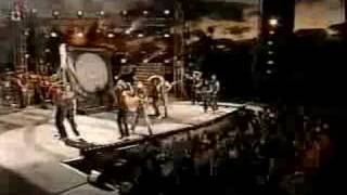 NSync - Atlantis Concert Part 4 - Up Against the Wall