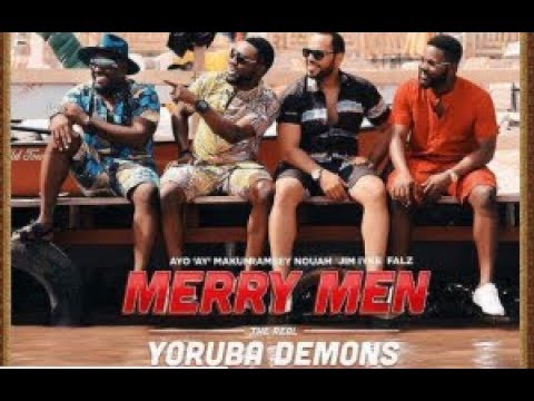 Download MERRY MEN   The Real Yoruba Demons Official Trailer