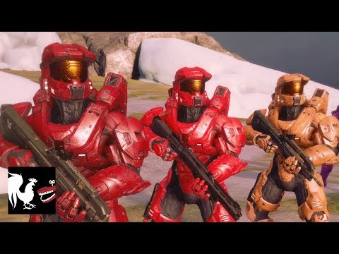 Red vs. Blue Season 15, Episode 21 - Epilogues
