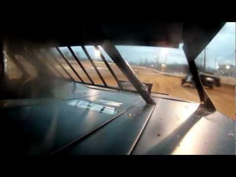 West Siloam Springs Speedway EMod heat1