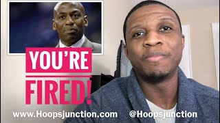 Pelican's GM Dell Demps Gets Fired!Was Dell Demps firing Fair Hoops Junction