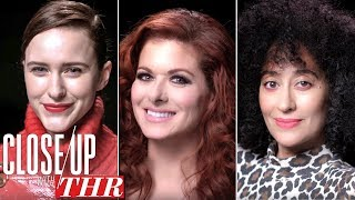 Comedy Actresses Roundtable: Debra Messing, Tracee Ellis Ross, Rachel Brosnahan | Close Up With THR