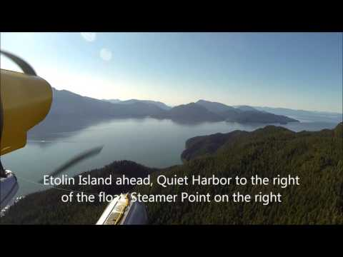Southeast Alaska salmon fisheries management aerial survey