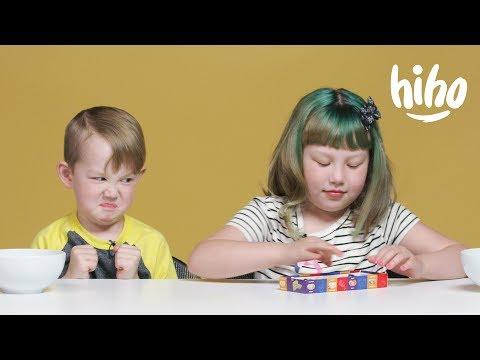 Kids Play Bean Boozled Challenge   Kids Play   HiHo Kids