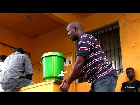 Liberia spreads message to its population: 'Ebola is real'
