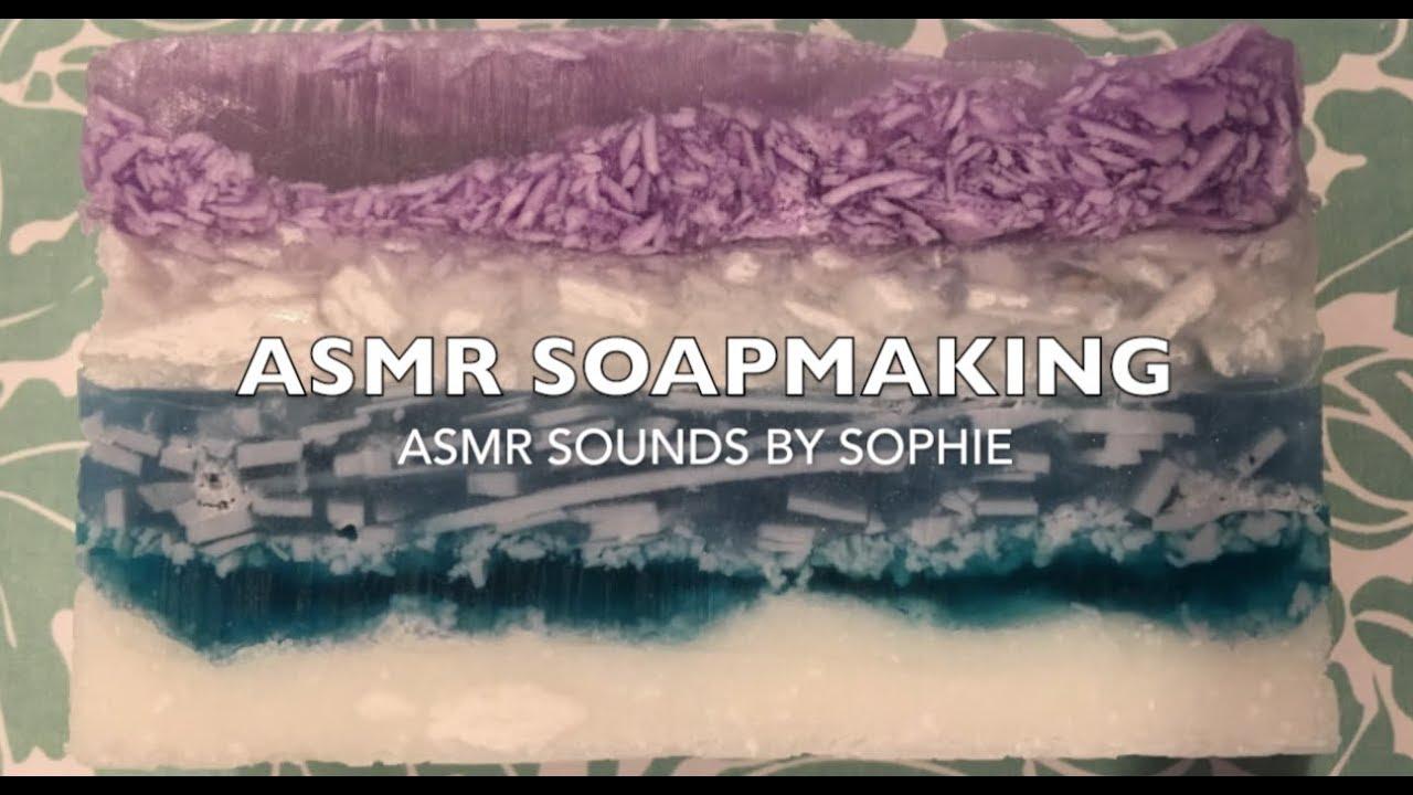 ASMR Soapmaking