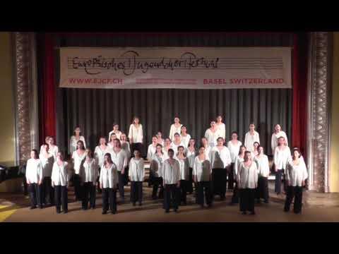 Mädchenchor BAT-KOL / Israel: Hadudaim / EJCF Basel 2018