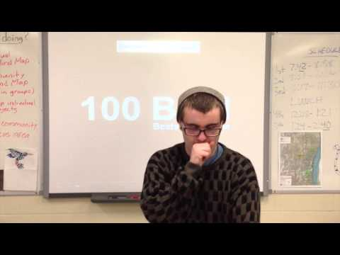 No sound | Matt Nikel | Riverview East High School