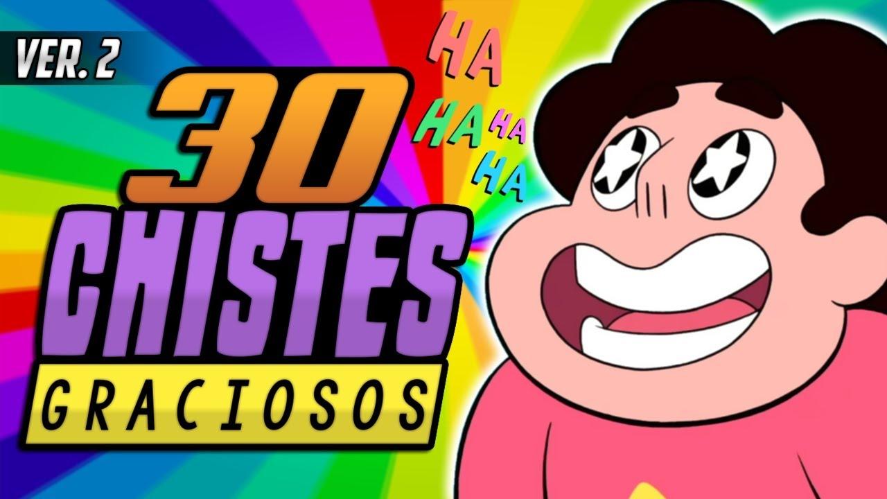 30 CHISTES GRACIOSOS Y CORTOS   VERSIÓN 2