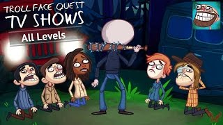 Troll Face Quest TV Shows Level 1 - 34 Gameplay | All Wins + Secret Level ( Android/IOS Gameplay)