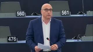 Intervento in aula di Andrea Cozzolino, relatore sul FESR e sul Fondo di Coesione
