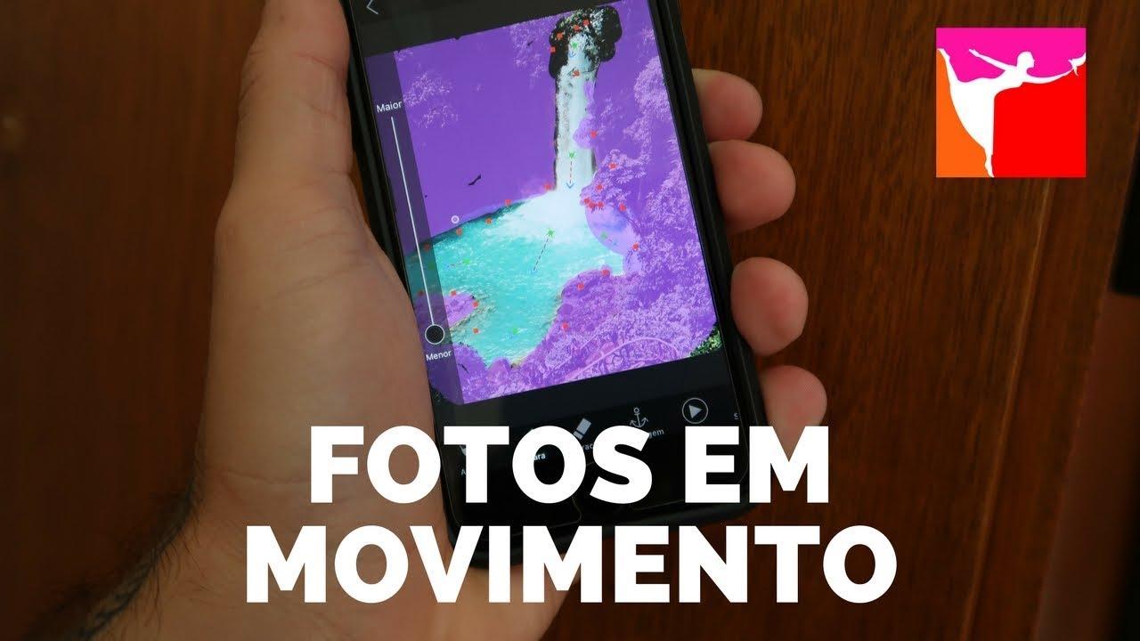 Como criar fotos em movimento no celular e bombar no for Que se necesita para criar tilapias