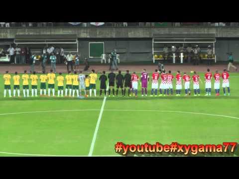 Hrvatska vs. Australija u Brazilu (Salvador de Bahia) 6.6.2014