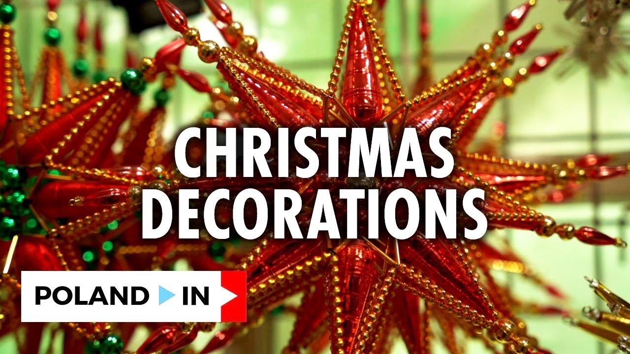 HANDMADE CHRISTMAS DECORATIONS – Poland In