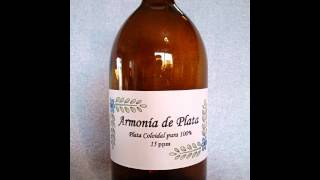 PLATA COLOIDAL PURA 100% - 500 cl - 15ppm