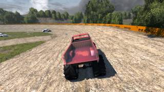 Monster Truck V3 - BeamNG Drive