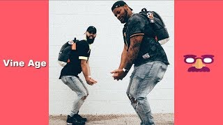Funny DanRue & NicknPattiWhack Dancing Videos 2017 / Dan The Man We Live Baby! - Vine Age✔
