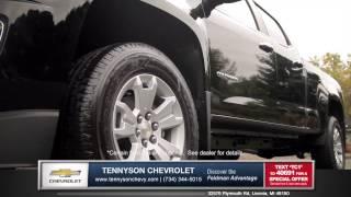 New 2015 Chevy Colorado Truck Near Detroit in Livonia Michigan