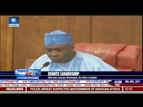 Ahmed Lawan Emerges As New Senate Leader