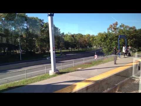 10 - Montreal, Train Deux Montagnes