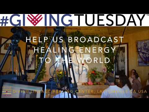 Help Us Broadcast Healing Energy to the World