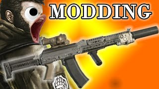 eft mosin modding
