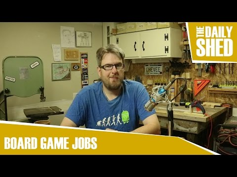 Board Game Jobs