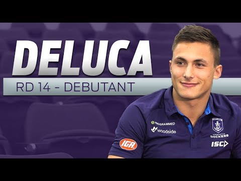 Deluca excited for debut